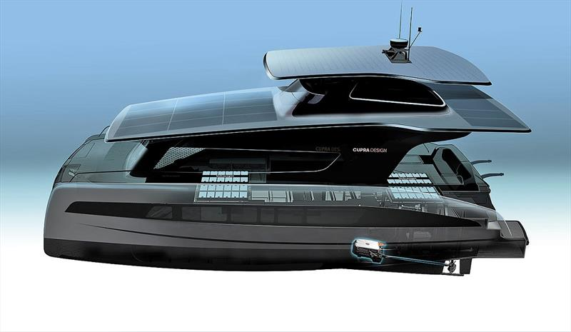 New Silent-Yachts solar electric catamaran comes with ...
